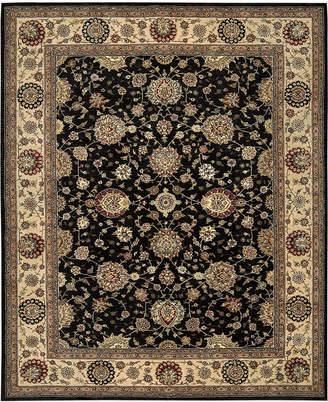"Nourison Wool & Silk 2000 2204 7'9"" x 9'9"" Area Rug"