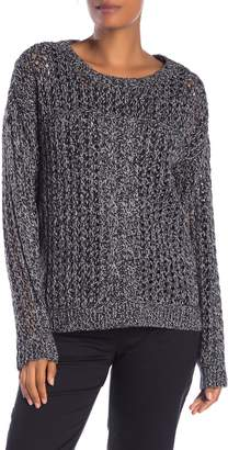 Tommy Bahama Cascade Cable Sparkle Sweater