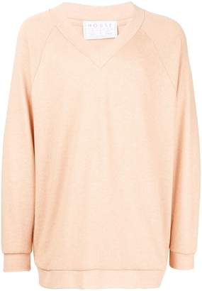 House Of The Very Islands V-neck sweatshirt
