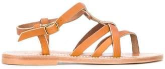 K. Jacques Galdana sandals