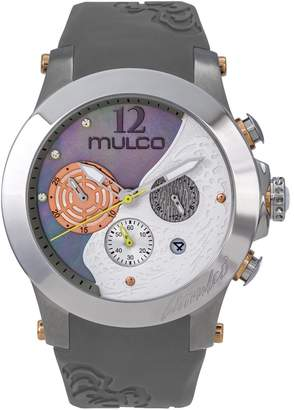 Mulco Women's MW3-16061-221 Windrock Silicone Strap Watch