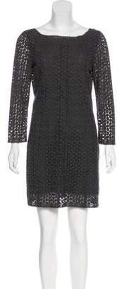 Diane von Furstenberg Caritan Lace Dress