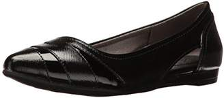 LifeStride Women's Quizzical Pointed Toe Flat $12.23 thestylecure.com