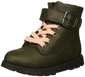 Carter's Girl's Cory2 Combat Boot