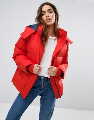Warehouse Padded Coat $169 thestylecure.com