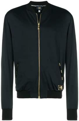 Class Roberto Cavalli zipped bomber jacket
