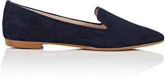 Barneys New York WOMEN'S SUEDE FLATS