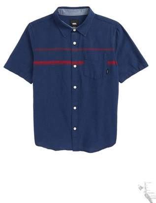 Vans Thurber Boys Woven Shirt
