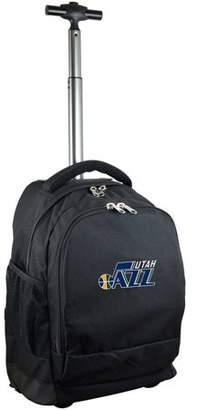 Denco Mojo Licensing Premium Wheeled Backpack - Utah Jazz