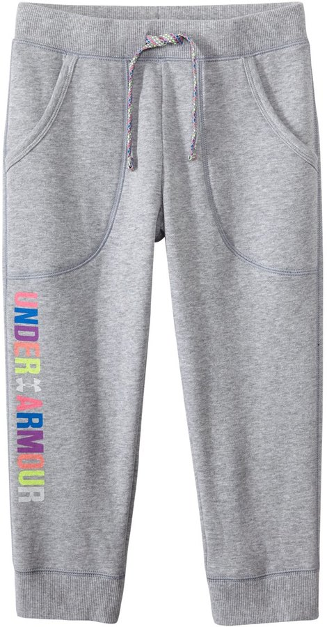Under Armour Girls' Favorite Fleece Capri (620) - 8145591