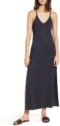 LIRA Ashlynn Ribbed Maxi Dress