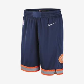Nike New York Knicks City Edition Swingman Men's NBA Shorts