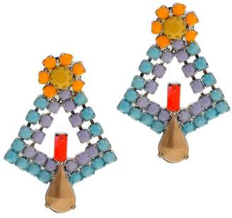 Tom Binns Soft Power Pastel Earrings