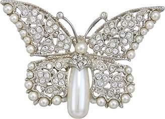 Kenneth Jay Lane Women's Body Butterfly Pin