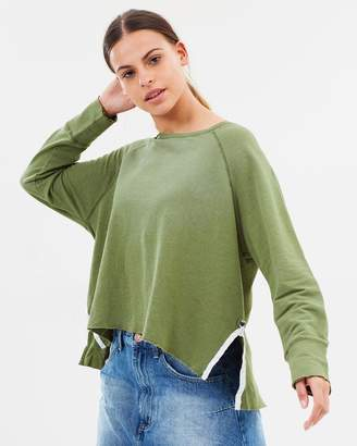 One Teaspoon Split T-Shirt