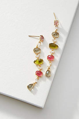 Anthropologie Gatsby Drop Earrings