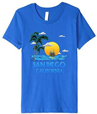 San Diego California Souvenir Shirt