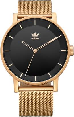 adidas District Milanese Bracelet Watch, 40mm