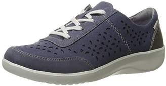 Rockport Women's Emalyn Tie Fashion Sneaker