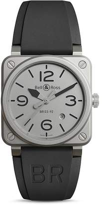 Bell & Ross BR 03-92 Horoblack Watch, 42mm