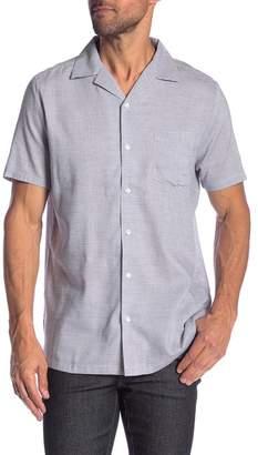 Onia Vacation Havana Striped Shirt