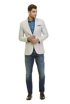 Country Road Slim Twill Blazer