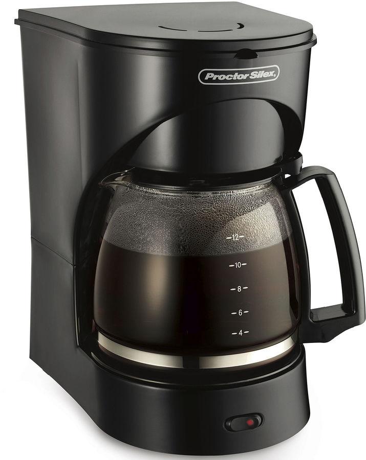 Hamilton Beach Proctor Silex 12-Cup Coffee Maker
