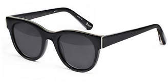Elizabeth and James Blair Square Monochromatic Sunglasses