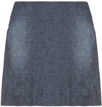 Theyskens' Theory Swick Mini Skirt