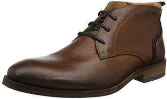 Dune Men's Callahan Chukka Boots, Brown Tan, (44 EU)