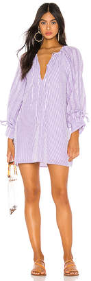 Tularosa Justina Tie Sleeve Dress