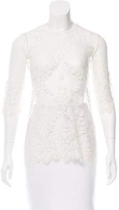 Roseanna Lace Beck Top w/ Tags