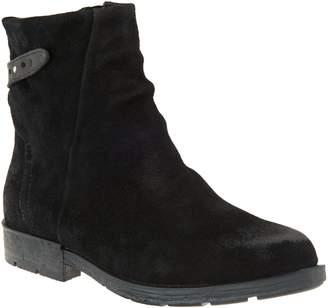 Cougar Waterproof Suede Ankle Boots - Yazoo