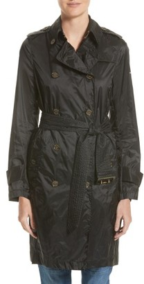 Women's Burberry Kenwick Trench Coat $695 thestylecure.com