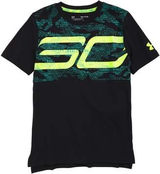 Under Armour SC30 Key Item Graphic HeatGear(R) T-Shirt
