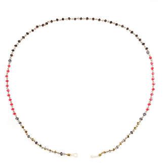 Liz Claiborne Red Beaded Necklace