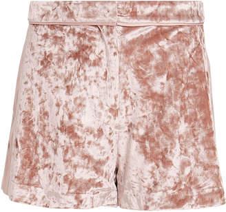 Alexis Kelis Velvet Shorts