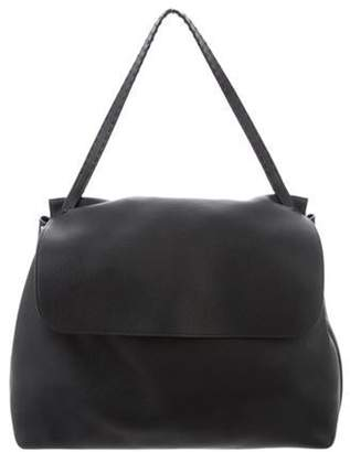 The Row Top Handle 14 Bag Black Top Handle 14 Bag