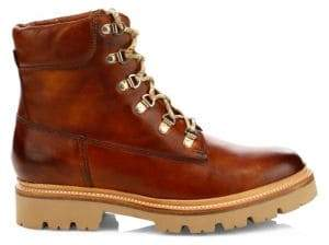 Grenson Rutherford Leather Hiking Boots
