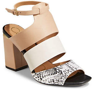 Calvin Klein Caran Ankle-Strap Sandals