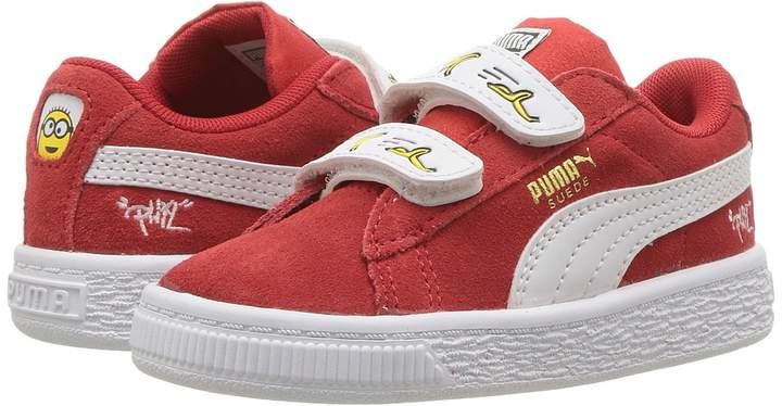 Puma Kids Minions Suede V Kids Shoes