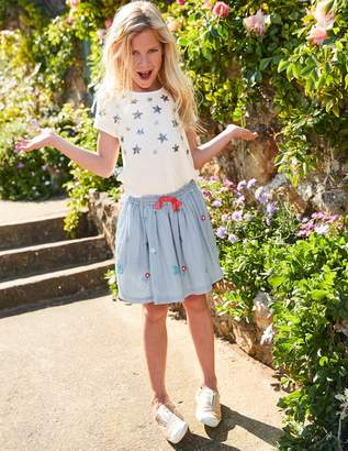 c199cf53a2902 Girls Sparkly Tops - ShopStyle UK