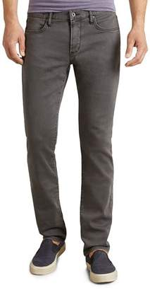 John Varvatos Bowery Straight Fit Jeans in Shark