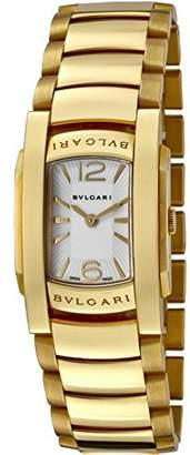 Bulgari Women's Assioma D Dial 18k Solid Yellow Gold