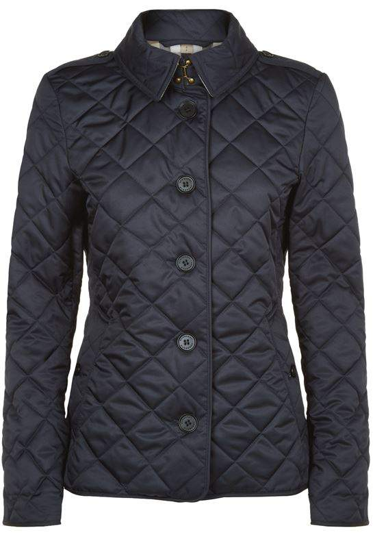 Frankby Diamond Quilted Jacket