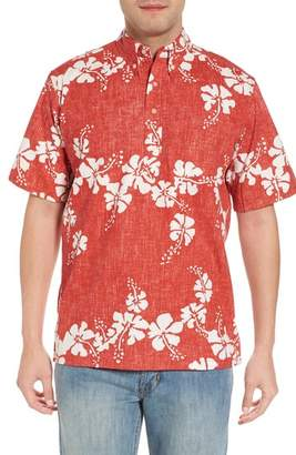 Reyn Spooner 50th State Button Down Polo