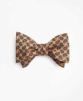 Brooks Brothers Pine Bow Tie