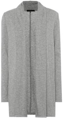 The Row Knightsbridge jersey cardigan