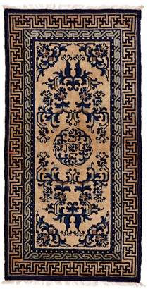 """ABC Home Vintage Chinese Wool Rug - 2'7""""x4'8"""""""