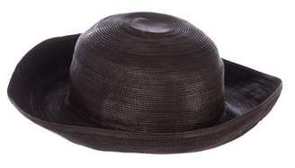 Patricia Underwood Leather Hat